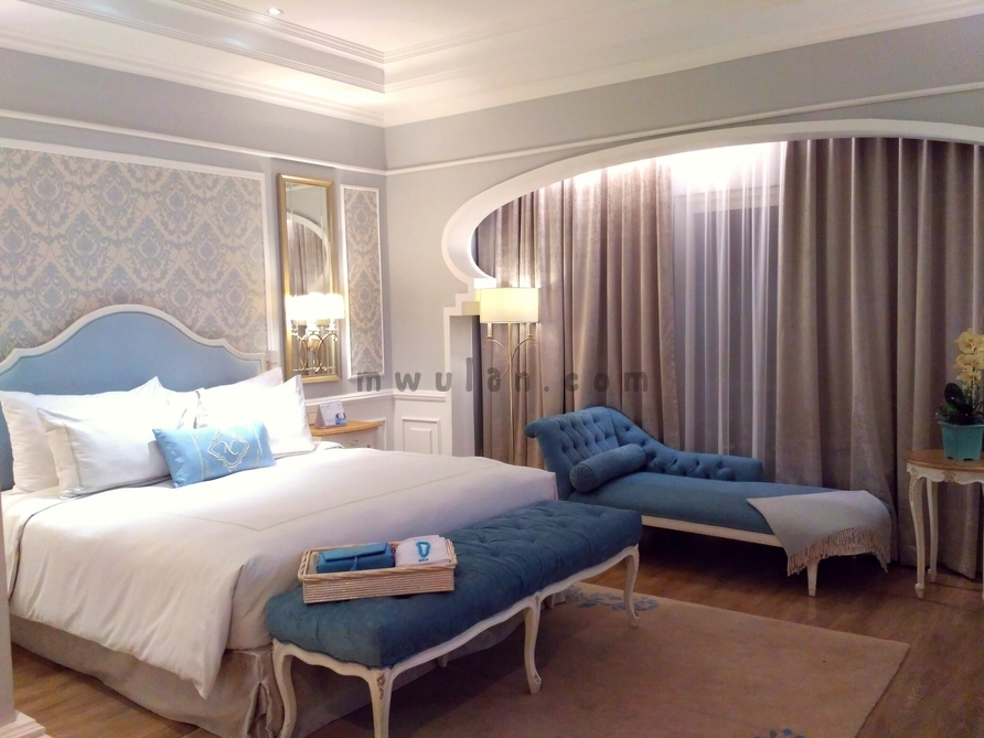 Executive King - Room di Noor Hotel Bandung